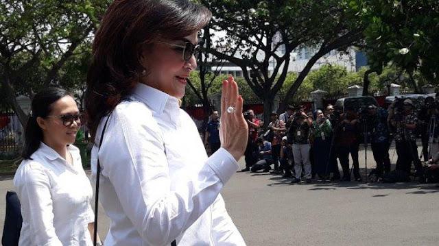 Penjelasan Tety Paruntu, Gagal Jadi Menteri Kabinet Kerja II
