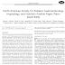 Posição da Sociedade Norte-Americana de Gastroenterologia Pediátrica, Hepatologia e Nutrição: Leites à base de plantas.