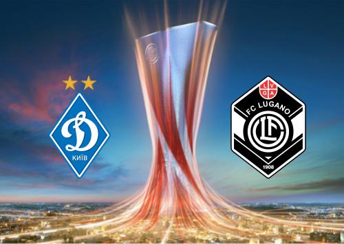 Dynamo Kyiv vs Lugano -Highlights 12 December 2019