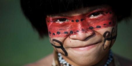 Resultado de imagem para tribos em extinção