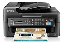 Epson WorkForce WF 2630 Printer
