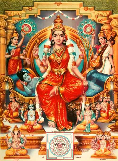 Hindu Vrat – Fasting – Rituals in October 2018