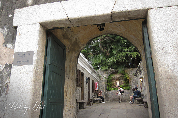 【澳門景點】大砲台。四百年的歷史遺跡