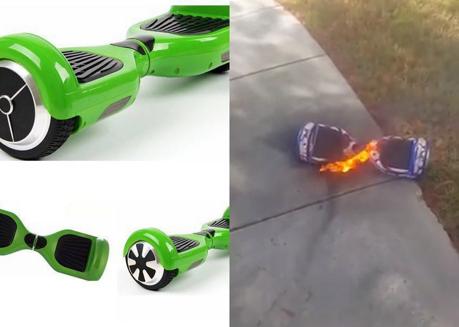 10 safety facts to prevent your hoverboard from fire hazards