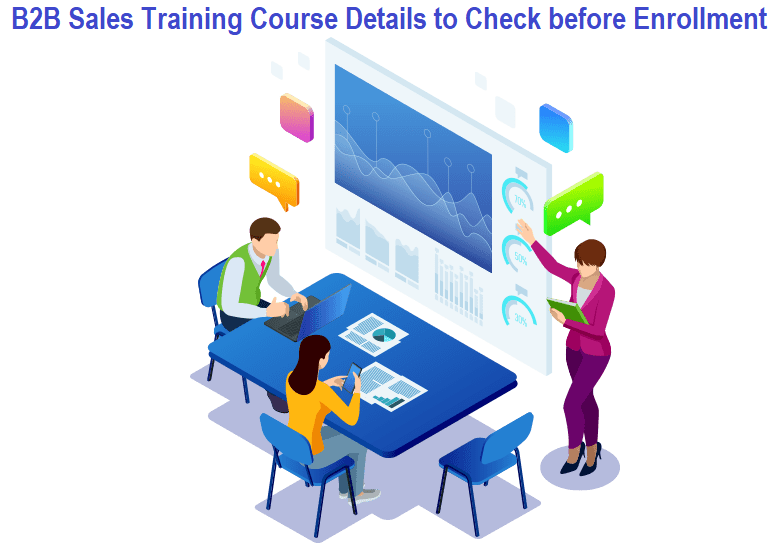 B2B Sales Training Course