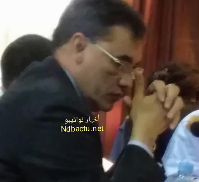 تعيين والي دخلة نواذيبو سفيرا - خاص أخبار نواذيبو