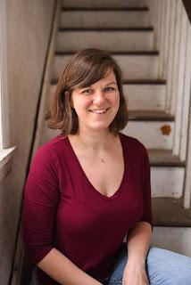 Author Kara Pleasants