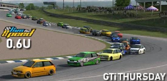 لف فور سبيد Live For Speed سباقات السيارات