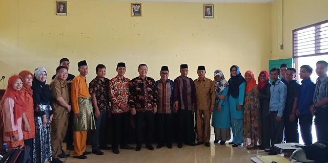 Study Banding dan MOU STAI SMQ Bangko Ke STIT Tebo Berjalan Lancar