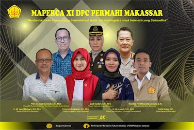 Maperca ke XI Kader Permahi Makassar