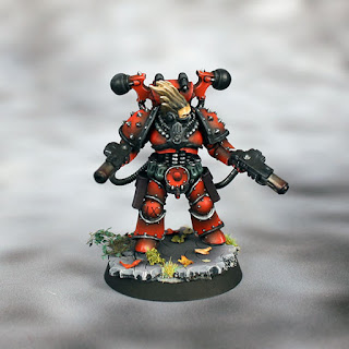 Horus Heresy Blood Angels Moritat