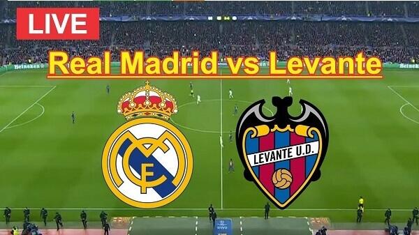 مشاهدة مباراة ريال مدريد وليفانتي اليوم السبت 14-09-2019 في الدوري الاسباني real-madrid vs levante