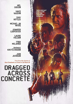 Dragged Across Concrete [2018] [DVD R1] [Latino]