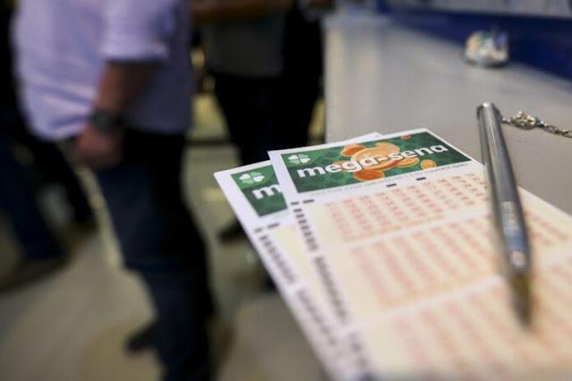 Mega-Sena acumula e pagará R$ 43 milhões na quarta-feira (23)