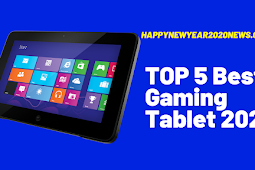 TOP 5 Best Gaming Tablet 2021 Buyer's Guide