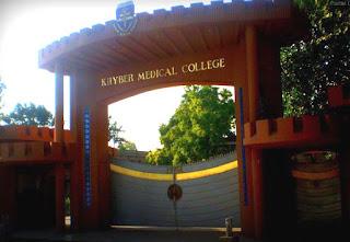 Khyber Medical College Peshawar Admission 2017