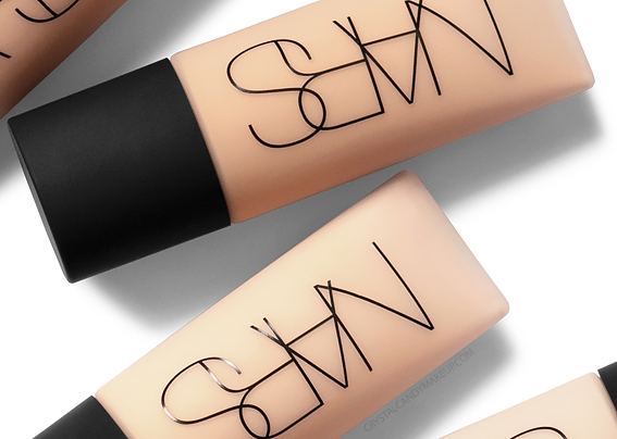 NARS Soft Matte Complete Foundation Review Photos