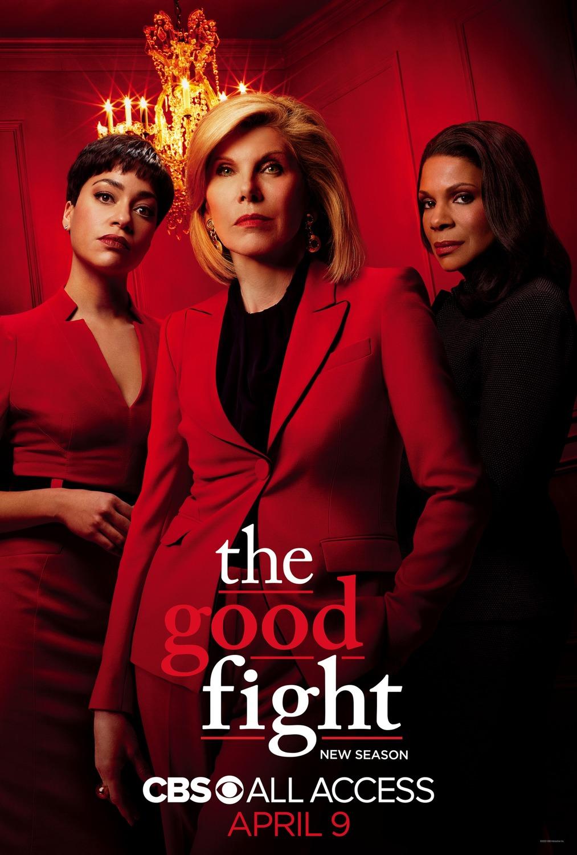 The Good Fight Temporada 4 Ingles Subtitulado 720p