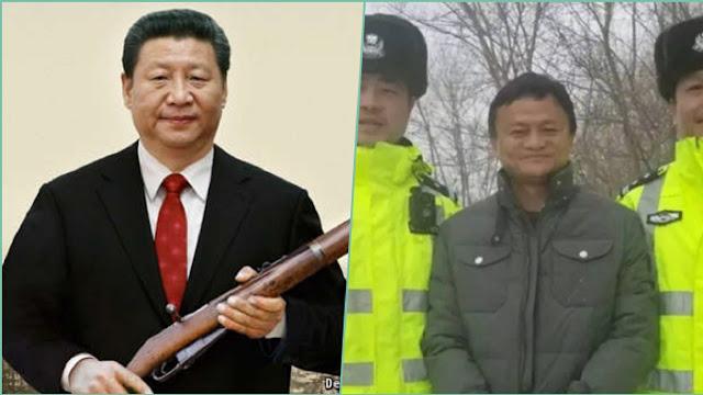 Taipan China, Jack Ma kini dicari banyak orang di seluruh dunia.