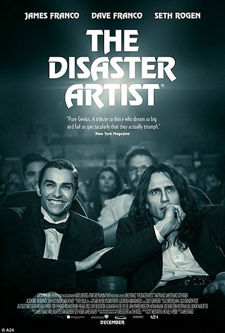 The Disaster Artist (2017) 720p y 1080p WEBRip mkv AC3 5.1 ch subs español