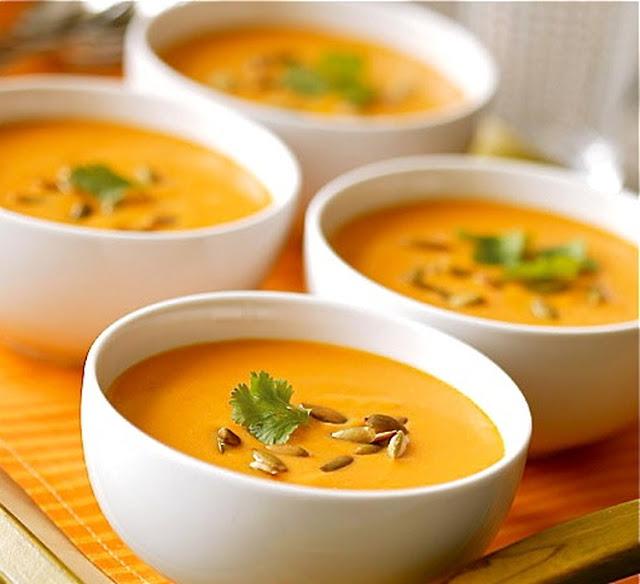 Velouté Of Carrots Soup Recipe