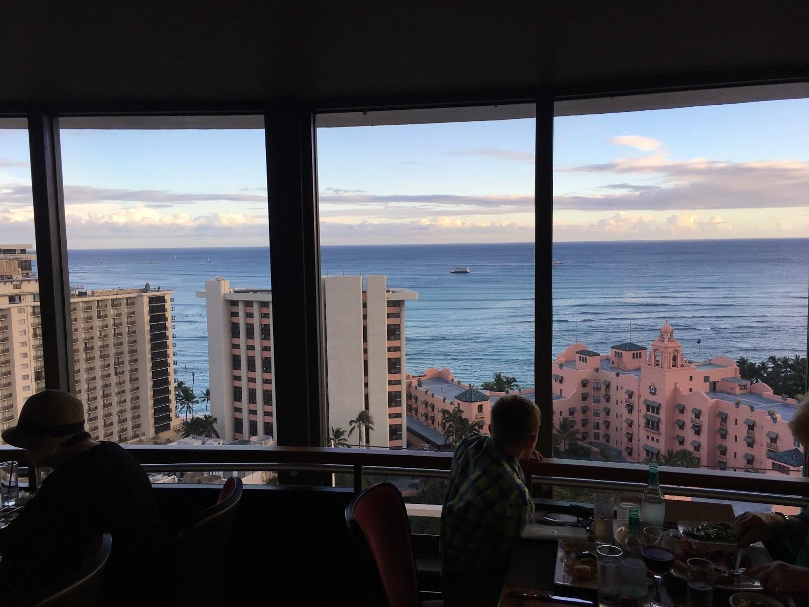 TASTE OF HAWAII: TOP OF WAIKIKI