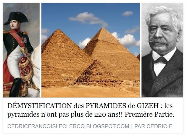 http://cedricfrancoisleclercq.blogspot.fr/2015/08/demystification-des-pyramides-de-gizeh.html