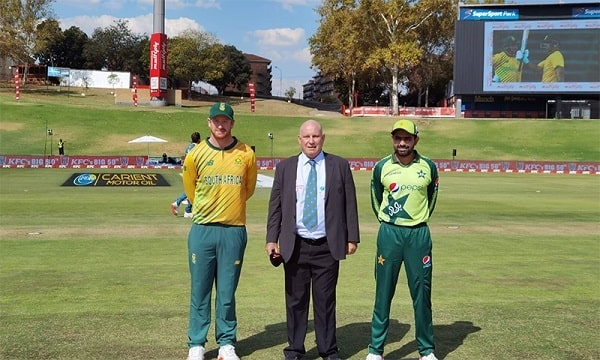 Pakistan vs South Africa Fourth T20 Match Live Streaming