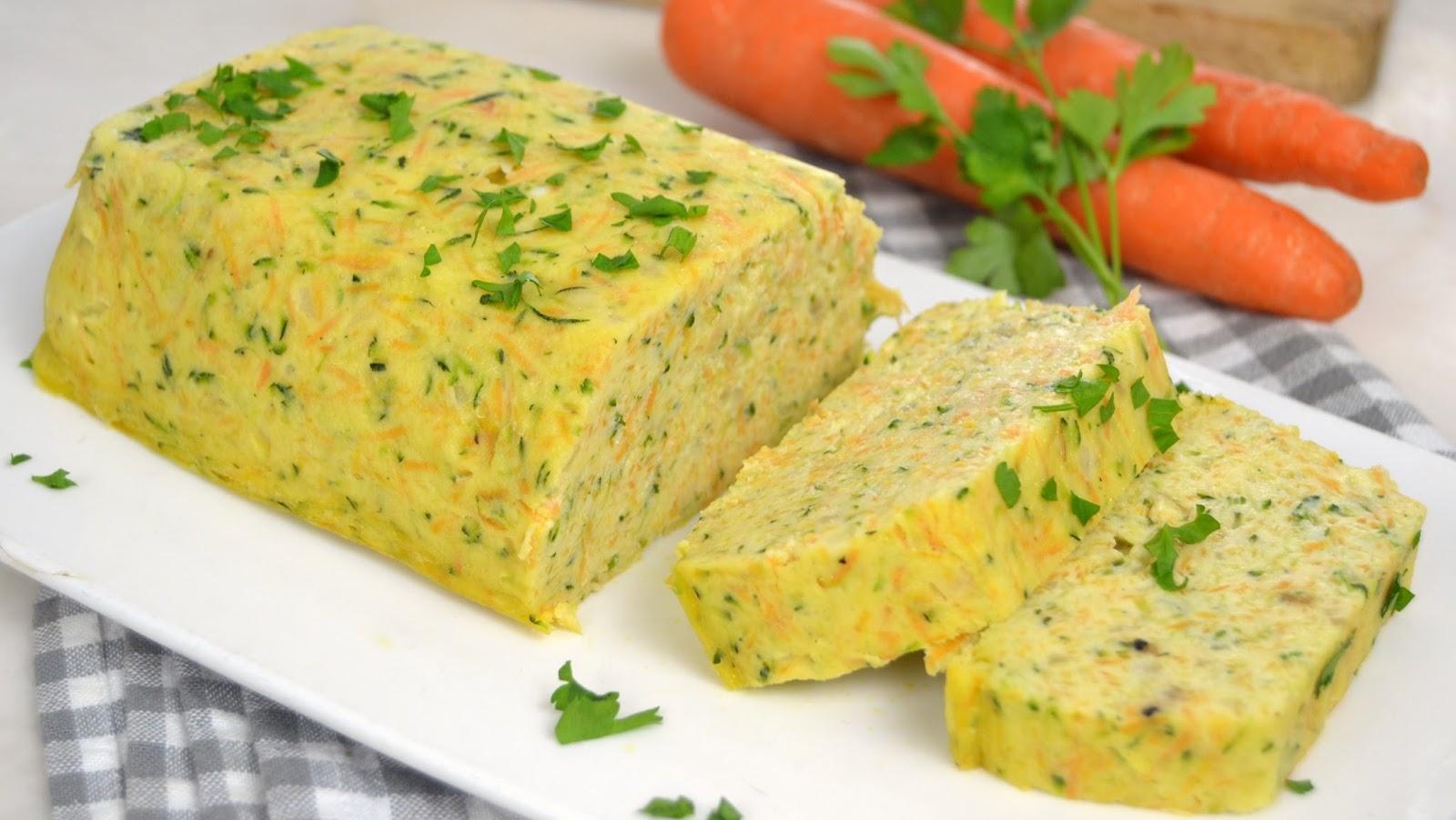 Recetas De Cocina Con Microondas   Pastel De Verduras Al Microondas Cuuking Recetas De Cocina