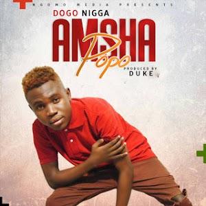 AUDIO | Dogo Nigga - Amsha Popo | Download New song