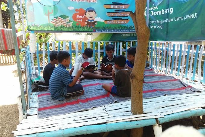 Warga Dusun Bulak Sadar Membaca