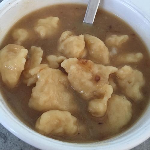Brown Dumplings