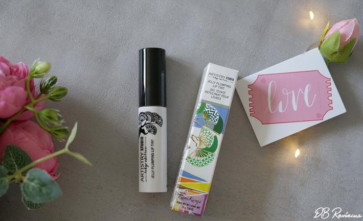 Jelly Plumping Lip Tint Artistry Studio Tokyo Edition