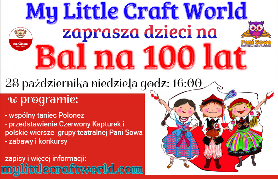 My Little Craft World Bal Na 100 Lat