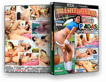 DVD Olim Piadas da Sacanagem 2019 - ISO