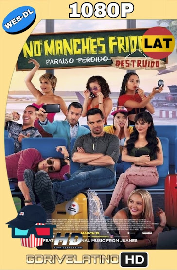 No Manches Frida 2 (2019) WEB-DL 1080p Latino MKV