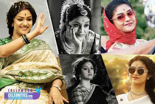 Keerthy Suresh 110 Looks For One Role, That's Mahanati Movie