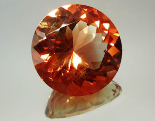 Gema de alta calidad - sunstone oregon