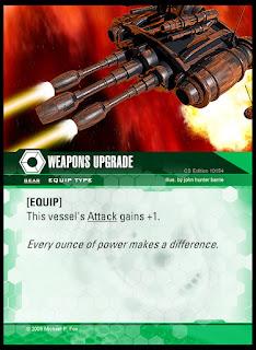 Equip type: Weapons Upgrade