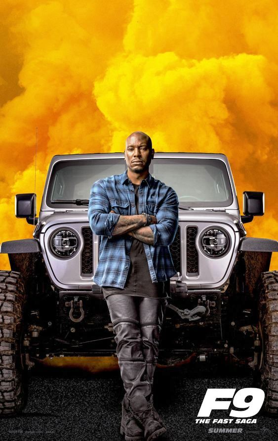 Fast and furious 9 Wallpapers HD