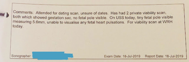 Emergency Viability Scan