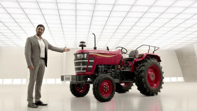 Mahindra YUVO Tractor All Range Hd picture