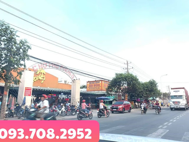 Bán nhà ngay vòng xoay An Phú DT743, Thuận An