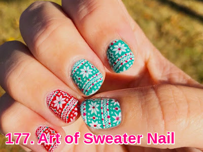 Art of Sweater Nail