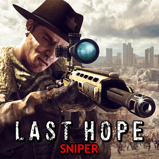 Last Hope Sniper Zombie War v2.13 Apk Mod [Dinheiro Infinito]