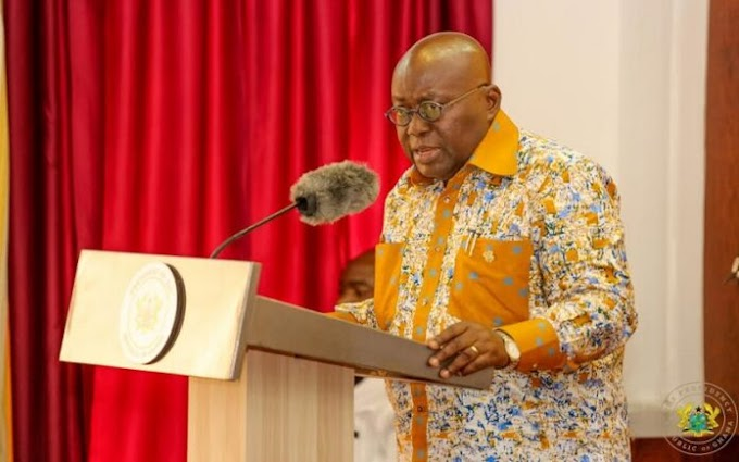 Spend Covid-19 funds Judiciously – Akufo-Addo to Trustees