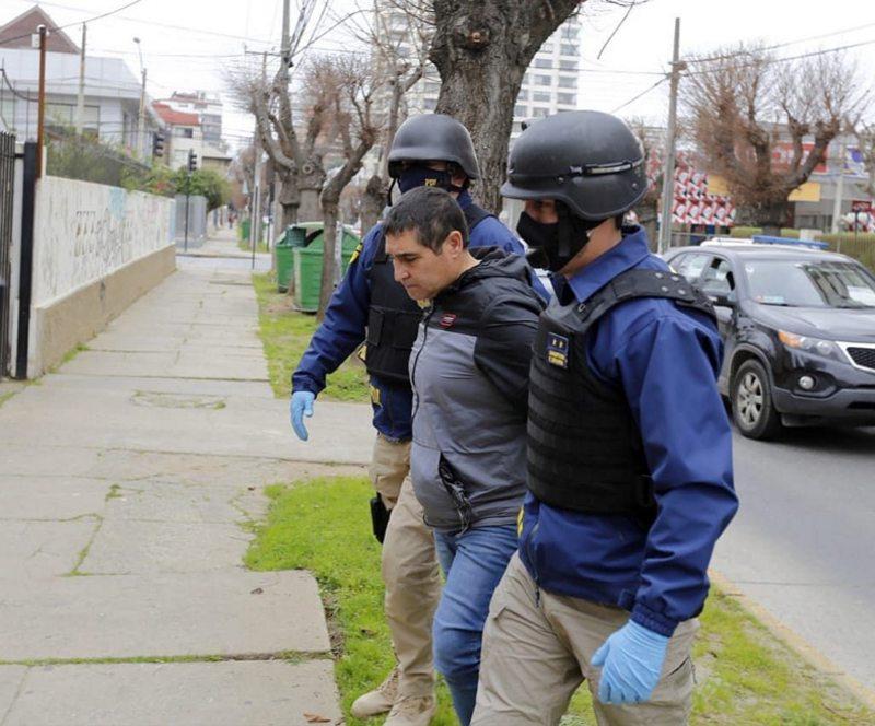 Detenido presunto autor intelectual de crimen de ingeniero de Concón