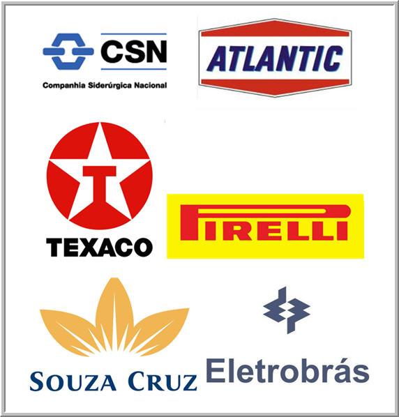 f459dbb1274 12. CSN. A Companhia Siderurgica Nacional de Volta Redonda (RJ) a maior  indústria siderúrgica da América do Sul que começou a funcionar em 1946 e  foi ...