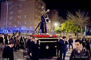 Resultado de imagen de Vía Crucis del Señor del Divino Perdón. Sevilla