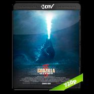 Godzilla II: El rey de los monstruos (2019) HC HDRip 720p Audio Dual Latino-ingles